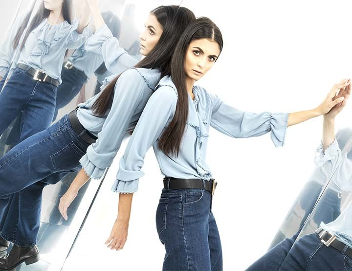 A blue jeans kind of days